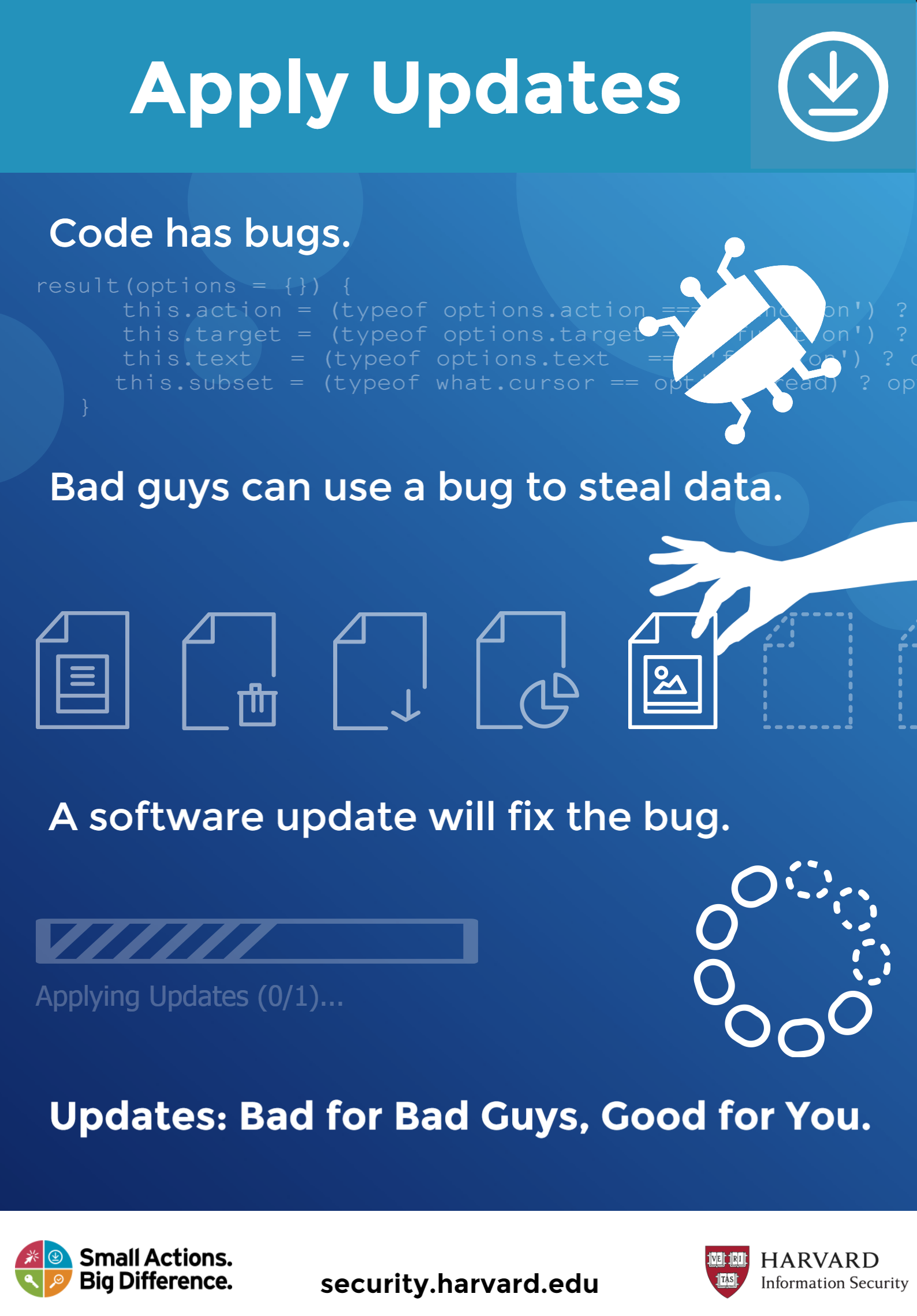 Apply Updates Information Security